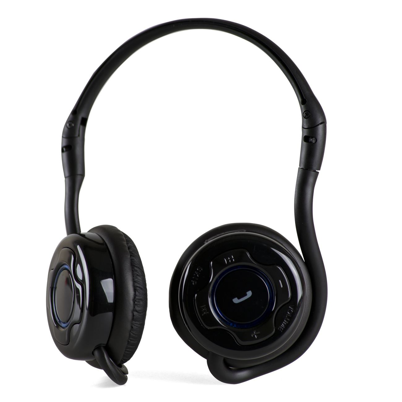 bluetooth wireless stereo gym headphones handsfree iphone. Black Bedroom Furniture Sets. Home Design Ideas