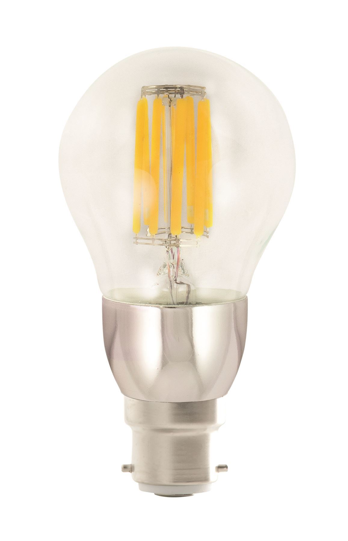 luceco led filament a60 vintage old fashioned retro light bulb dimmable e27 b22 ebay. Black Bedroom Furniture Sets. Home Design Ideas