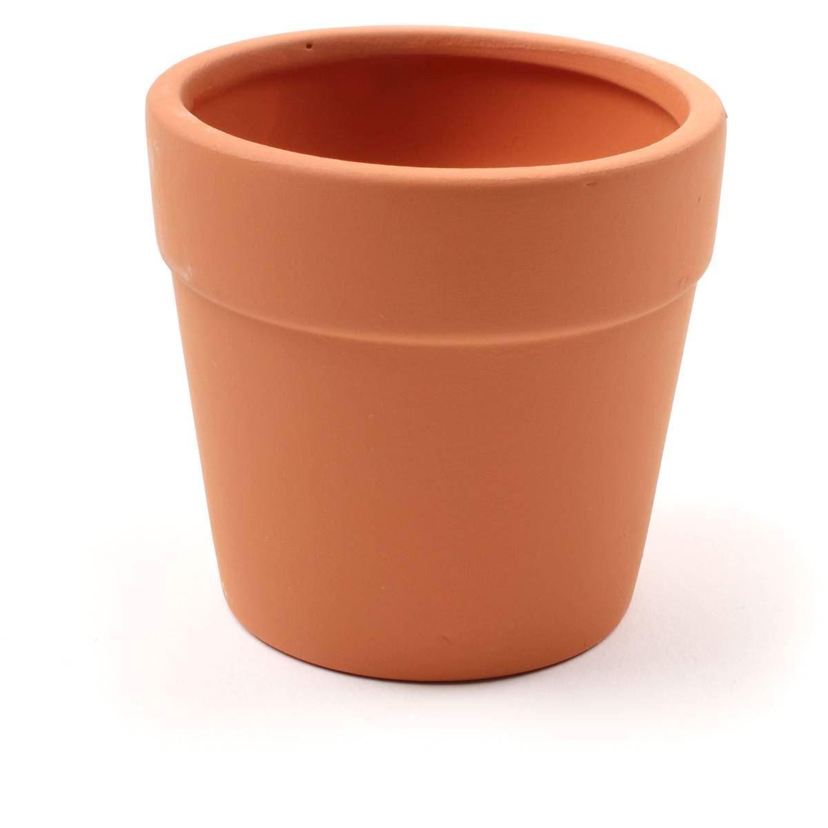 Flower Pots Terracotta: Large Terracotta Pot Ceramic Pottery Flower Planter