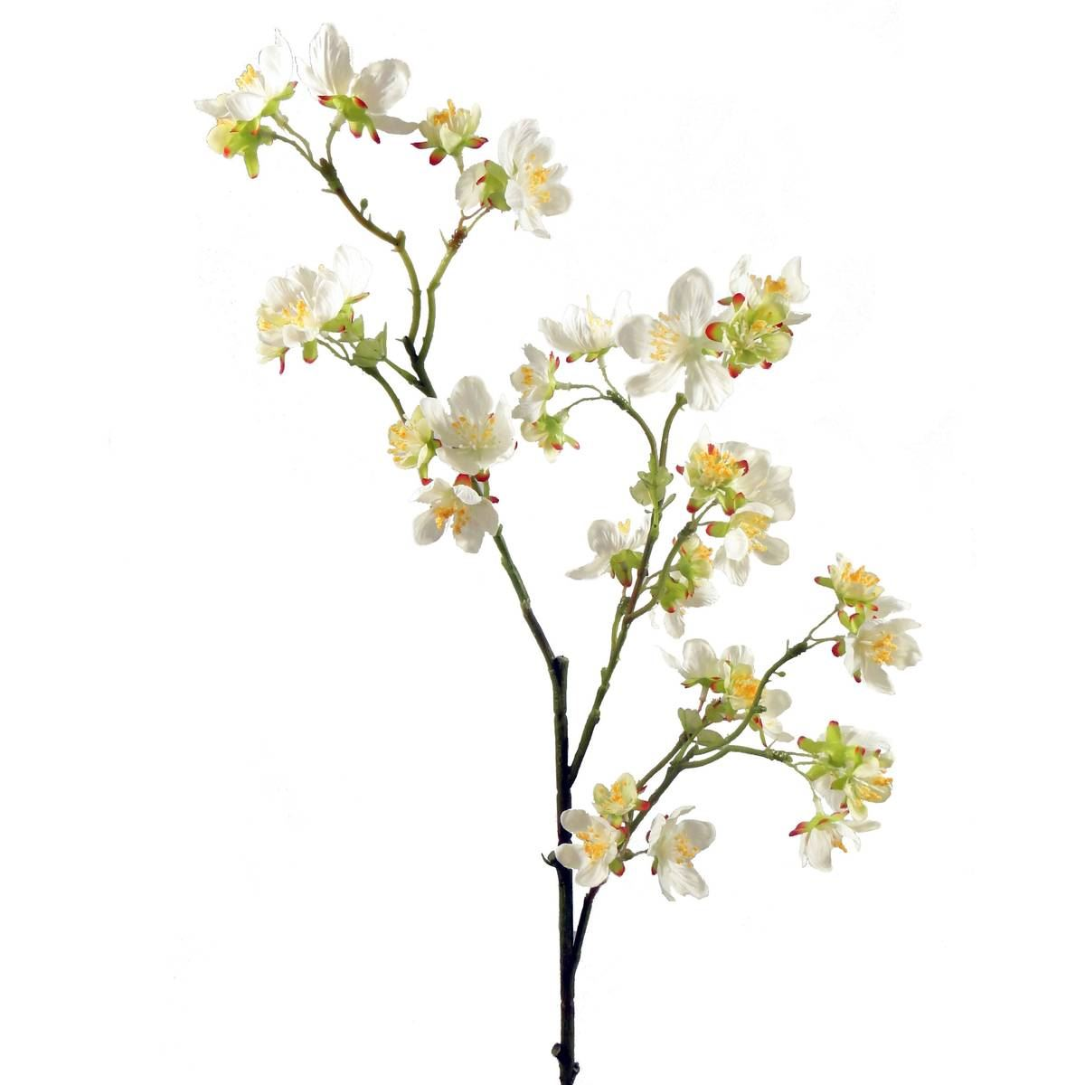 Wild cherry blossom spray 76 cm different colours for Artificial flower for decoration