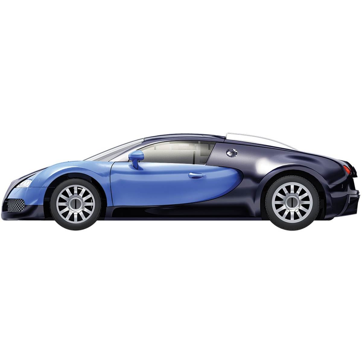 airfix quick build bugatti veyron model kit car construction kids gift toy craft ebay. Black Bedroom Furniture Sets. Home Design Ideas