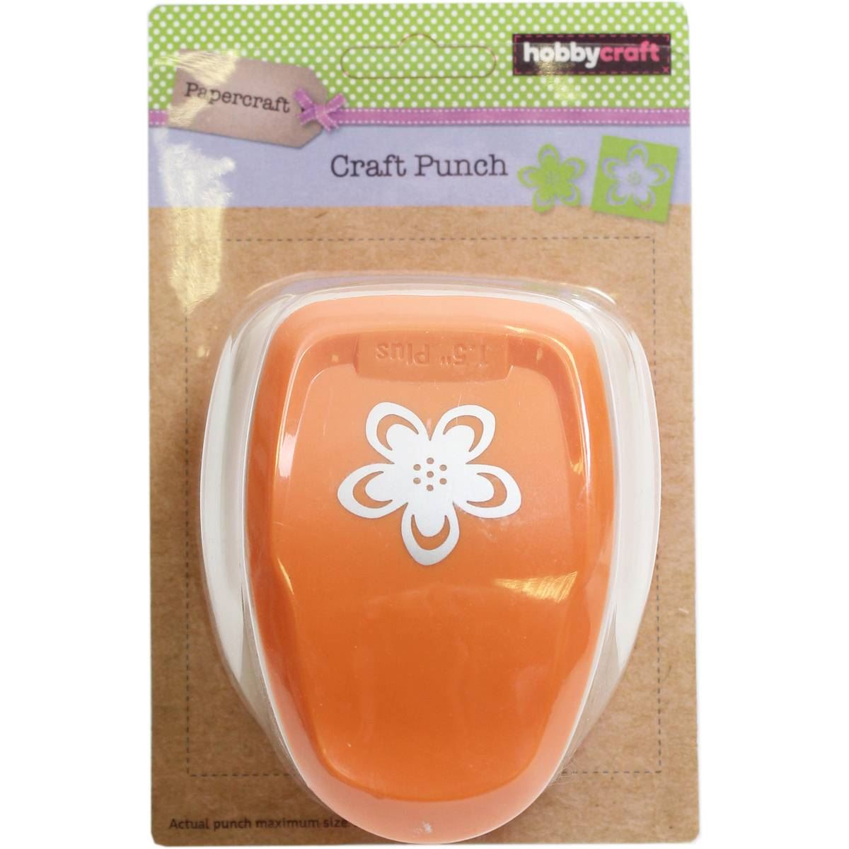 Hobbycraft different designs craft punch 1 5 inch for Craft punches for sale