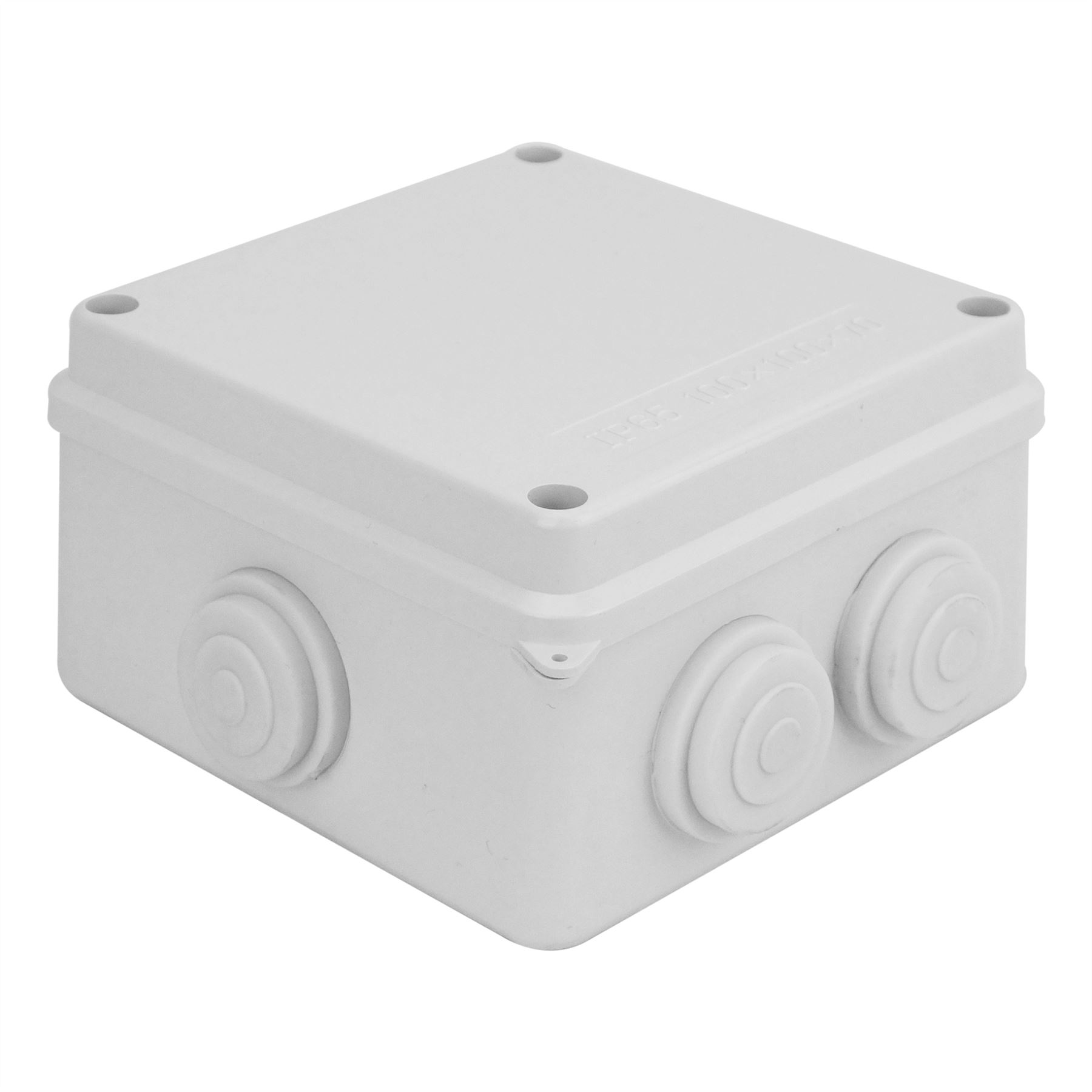 Maxx Digital Plastic Weatherproof IP44 IP65 Junction Terminal Box Indoor Outdoor