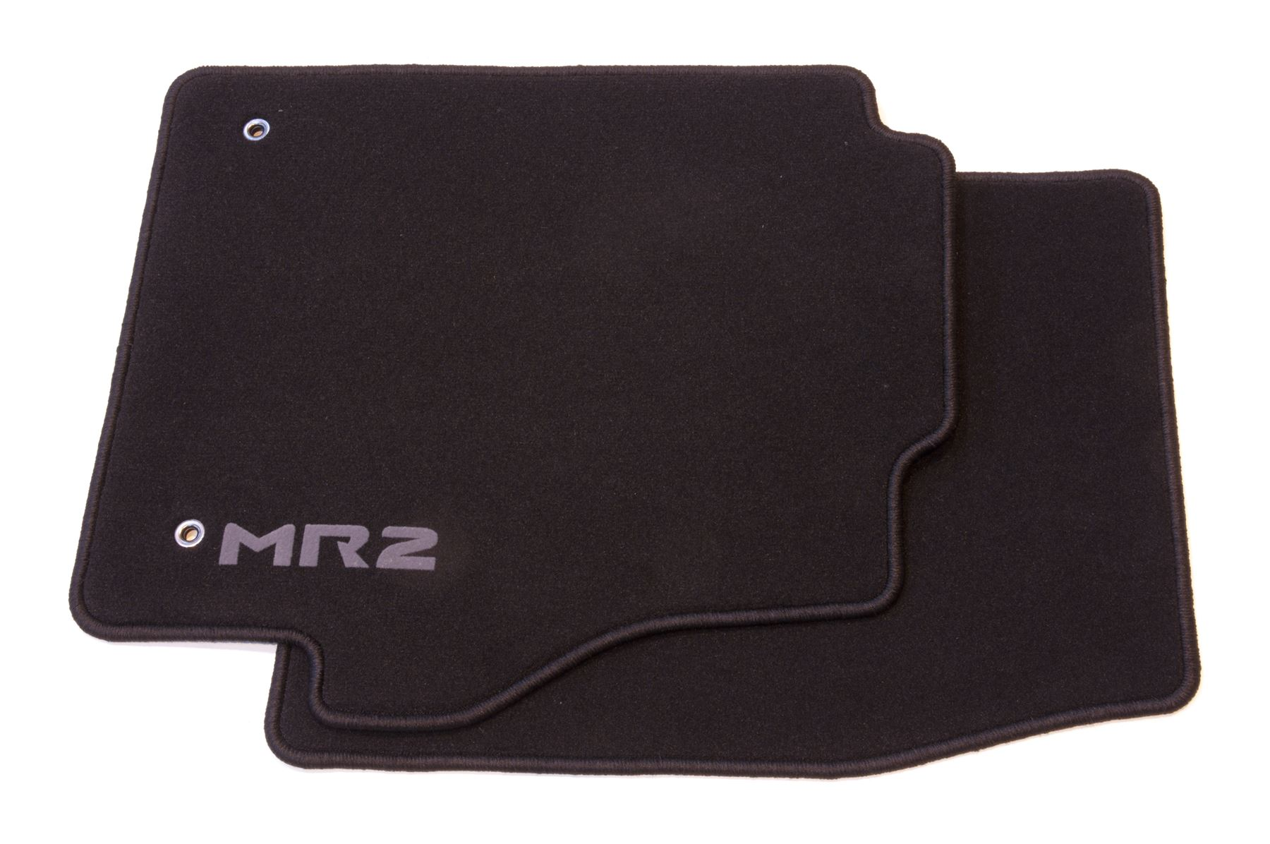 Genuine toyota luxury mr2 textile floor mats black set of for Original toyota floor mats