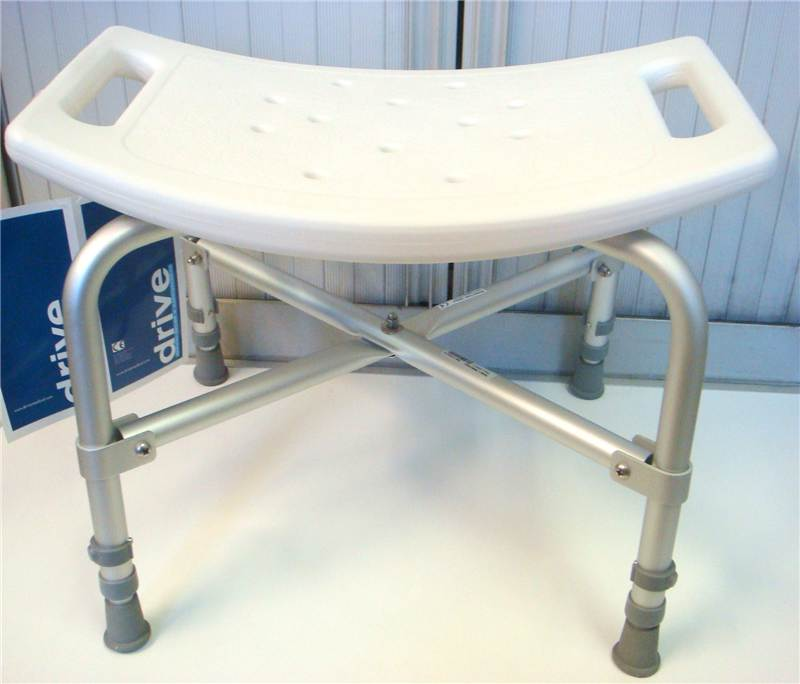 Bariatric Heavy Duty Shower Seat Bench Stool For Up To 35