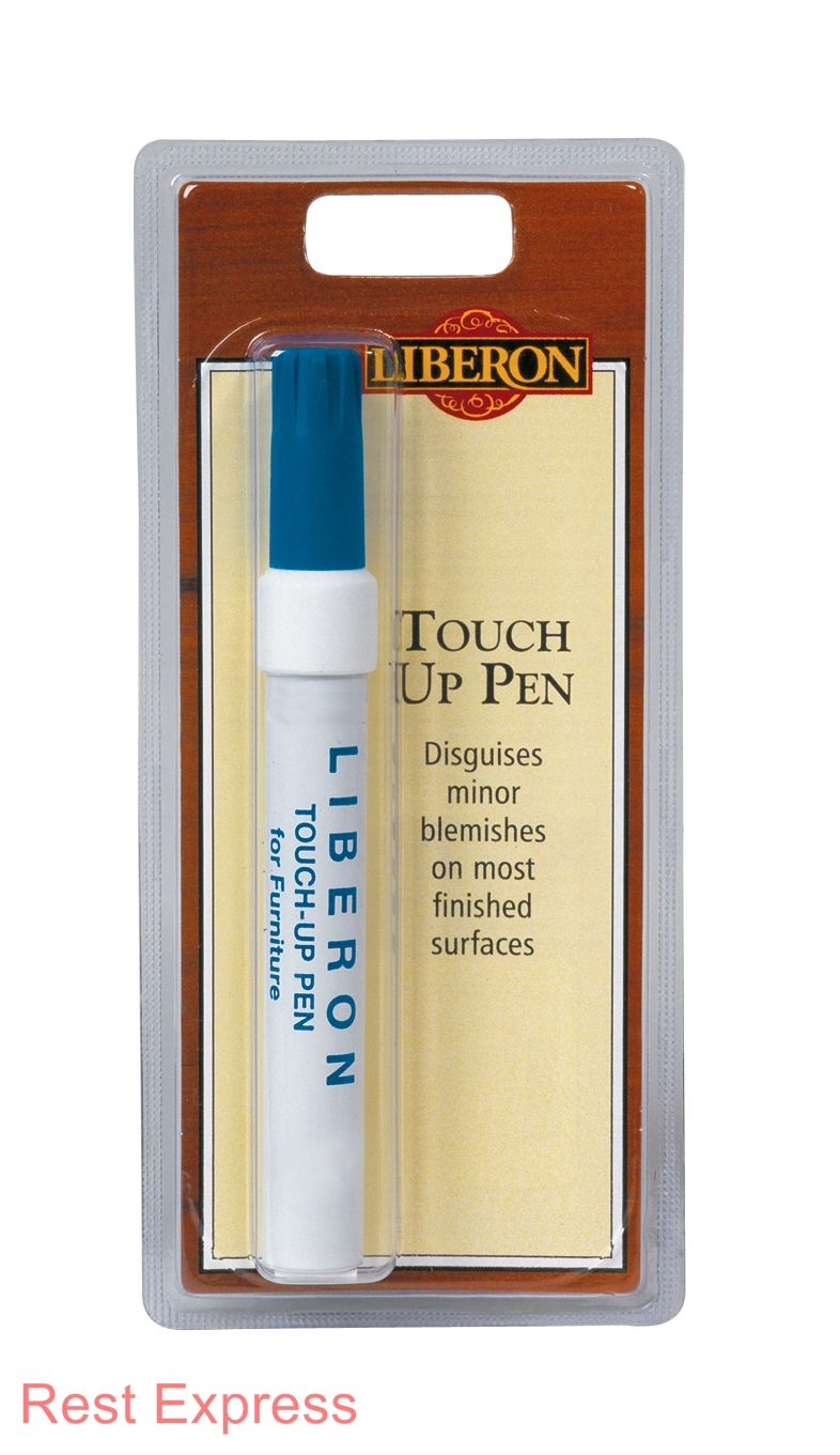 Liberon Touch Up Pen Hide Scratches Marks On Wood Furniture All Colours