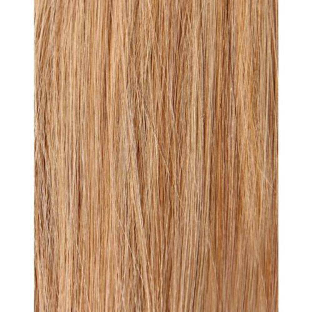 New Womens Straight Clip In 8 Piece Set Weft Hair