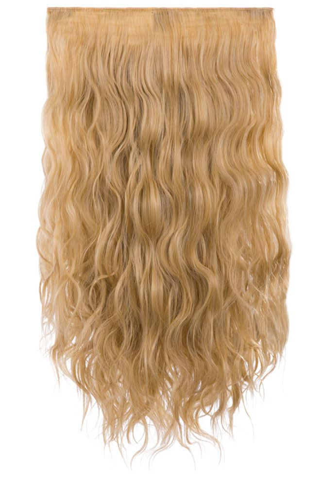 New Koko Uk Kylie Ladies Beach Waves Synthetic Long 3 Piece Hair
