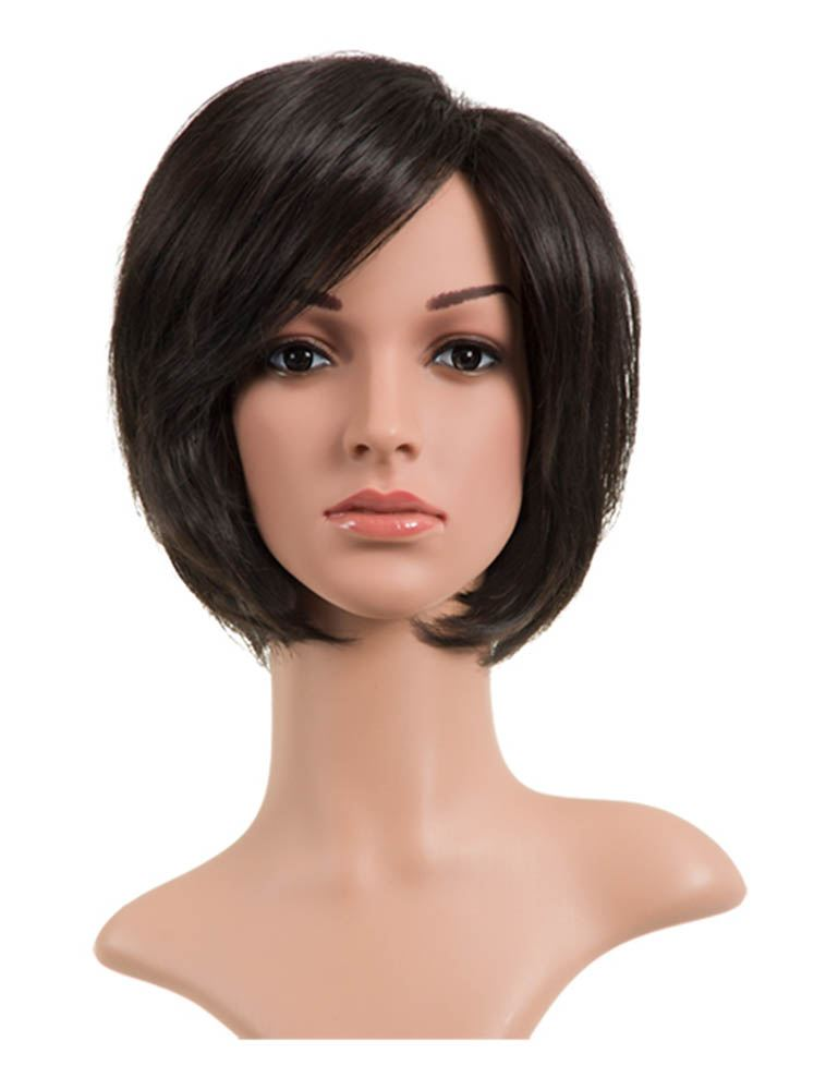 how to make a full wig look natural