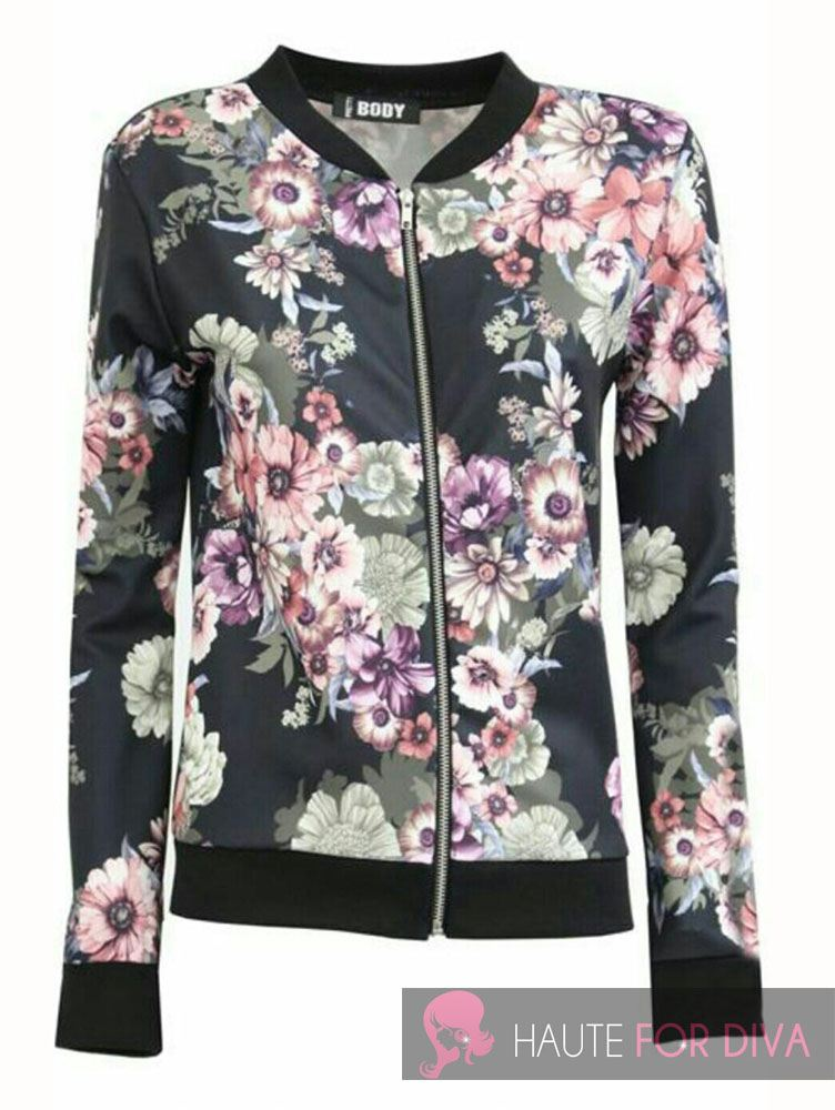 LADIES NEW SPRING SUMMER LONG SLEEVE LIGHT WEIGHT ROSE ...