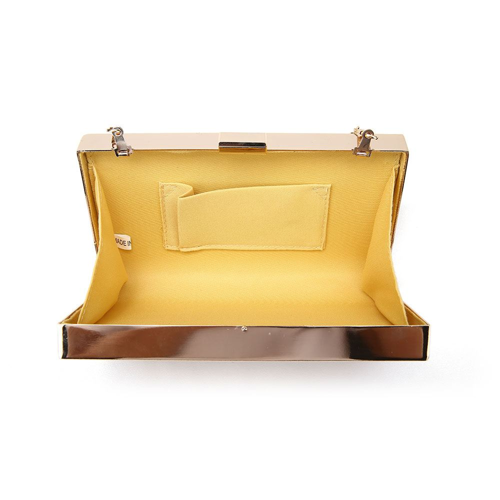 WOMENS NEW GLITTER FAUX LEATHER FRAME BOX HARD COMPACT ...