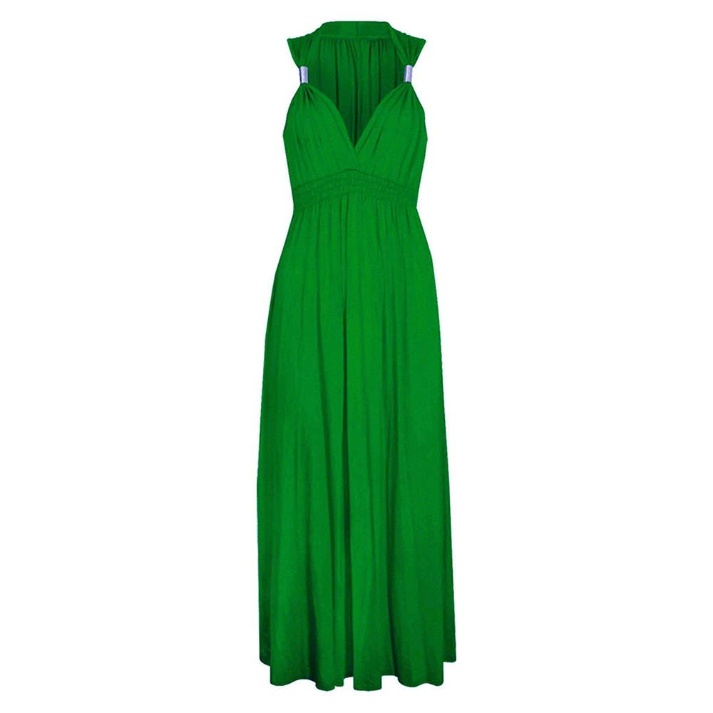Summer Favourite Grecian Dresses: NEW SLEEVELESS GRECIAN STYLE SPRING SUMMER VISCOSE COIL