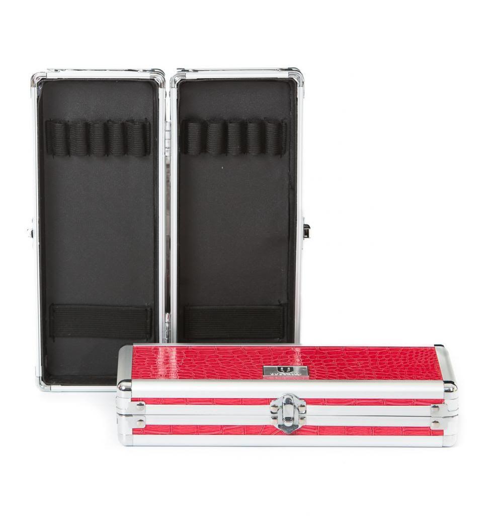 Urbanity makeup brush nail art cosmetic beauty hair manicure tool case box bag