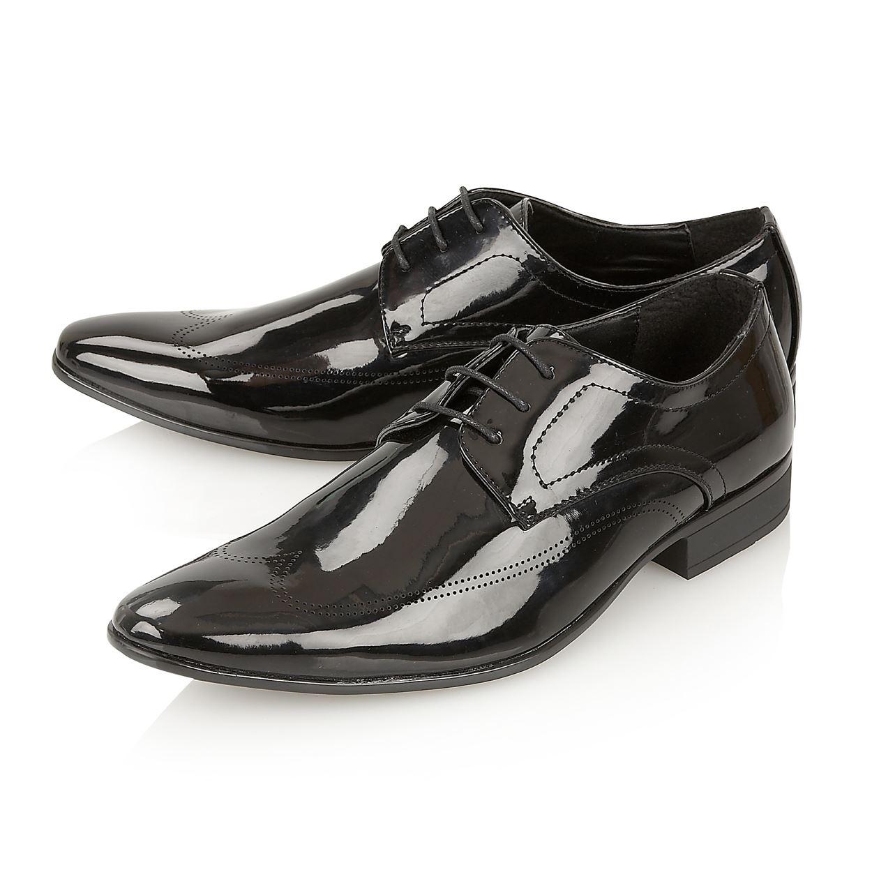 Monti Albani - Chaussures À Lacets Noir Pour Les Hommes Noirs baQk2wTms