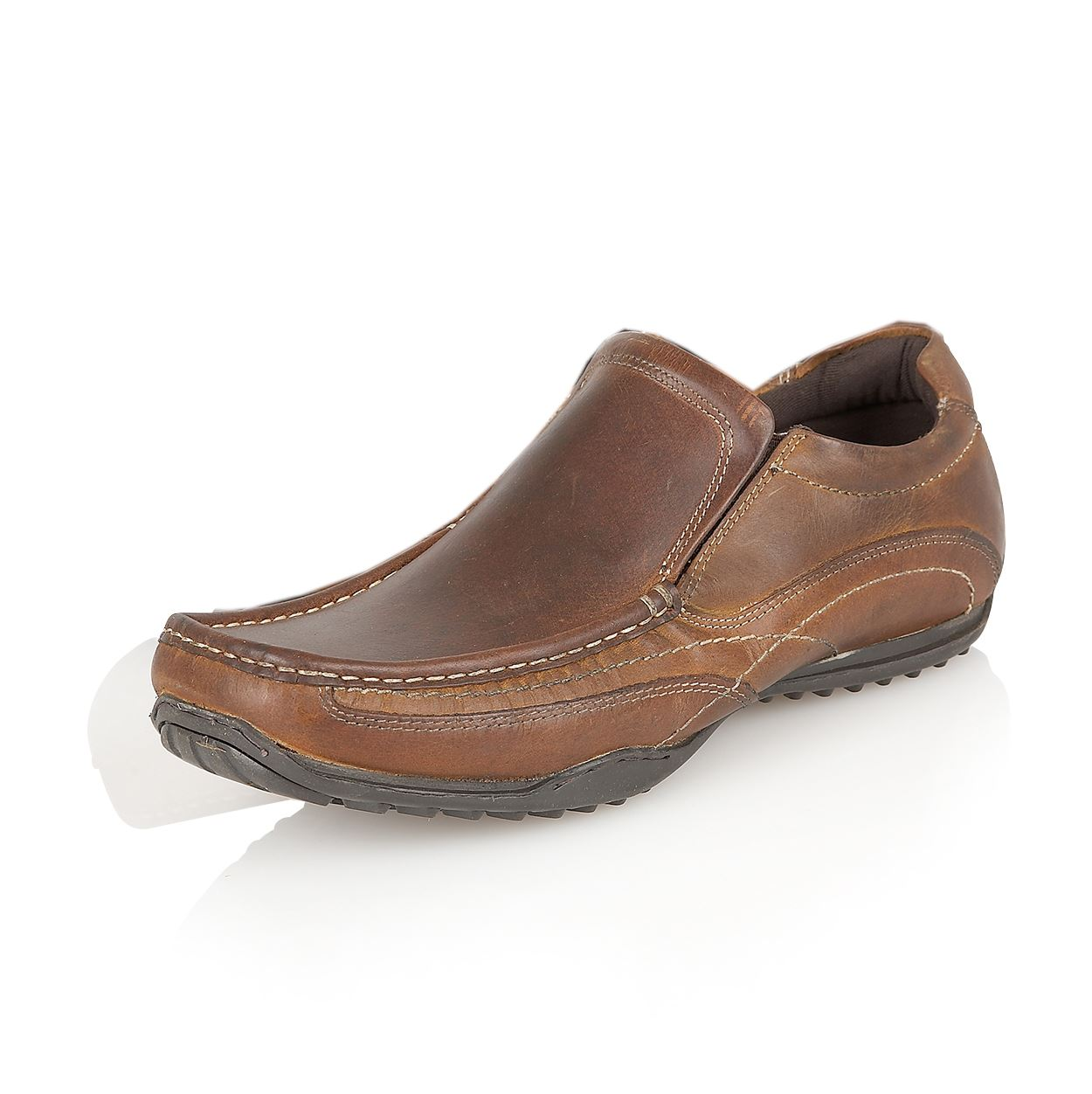 Mens Size  Wide Fit Casual Shoes