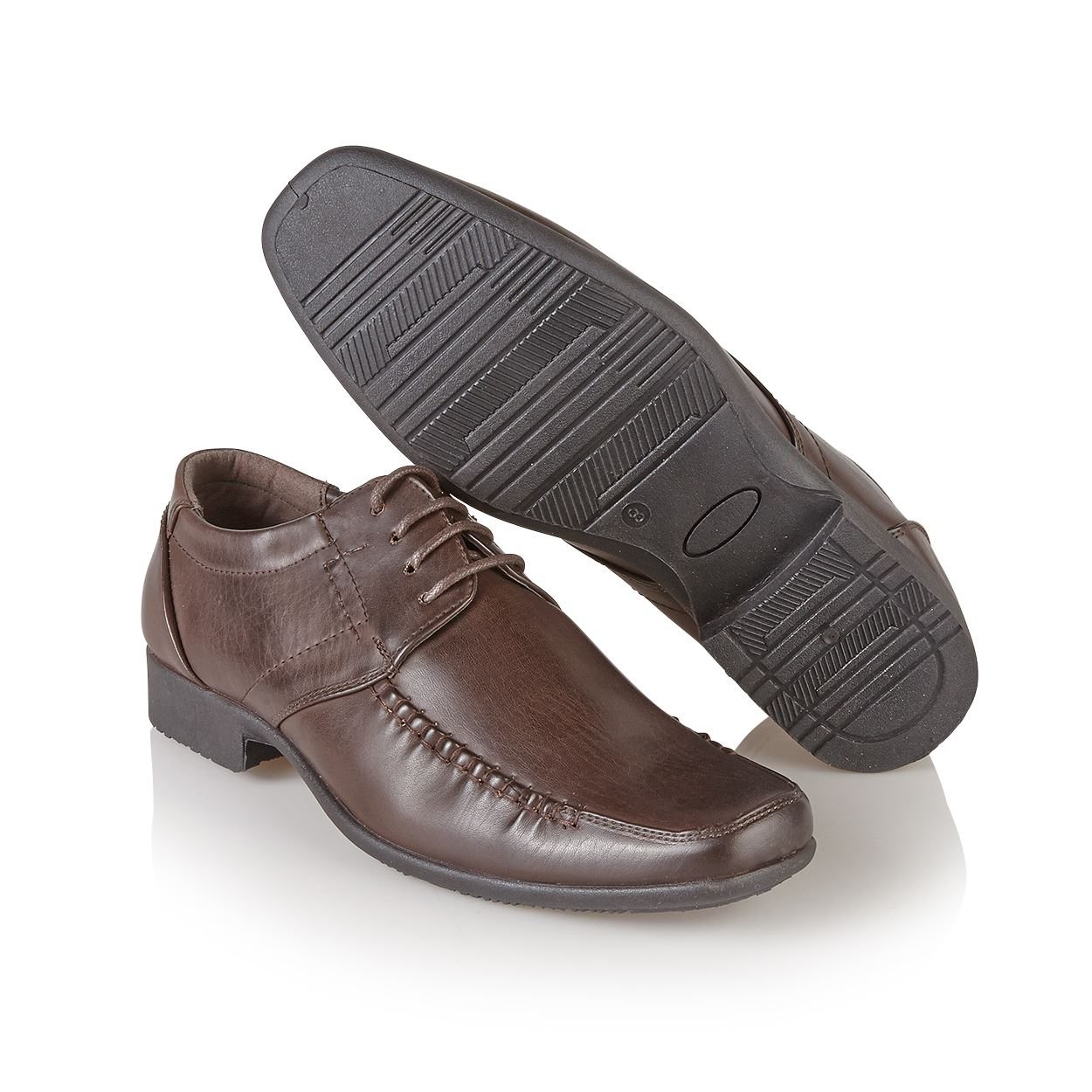 mens italian formal office smart wedding shoes casual