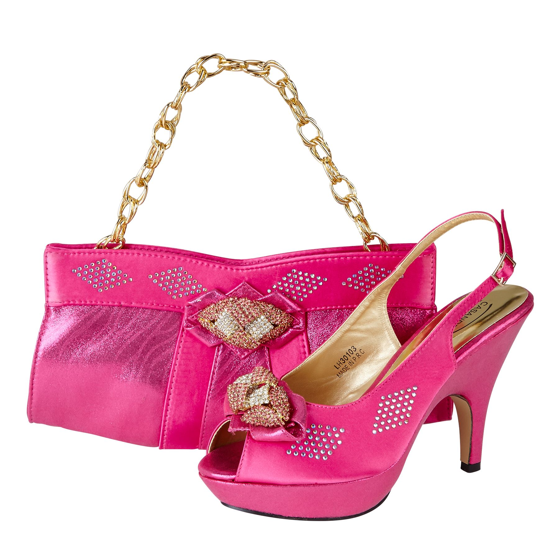 Popular Is It True That Your Bag Must Match Your Shoes? With So Many New Choices Of Bags In Delicious Colors And Prints, Who Has The Money, Much Less The Time, To Have Matching Shoes To Go With Them? Shoes And Bags Are Accent Pieces