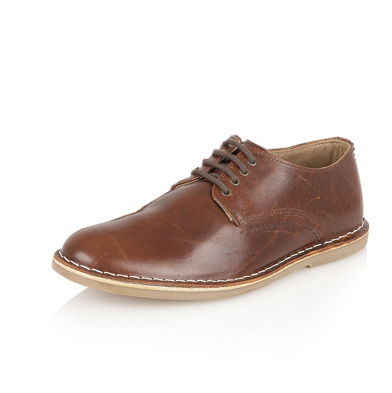 desert boots leather mens classic casual chukka boots ankle shoes ebay. Black Bedroom Furniture Sets. Home Design Ideas