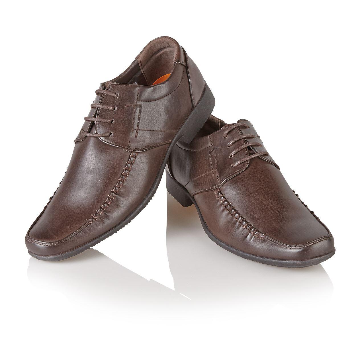 Mens Italian Formal fice Smart Wedding Shoes Casual