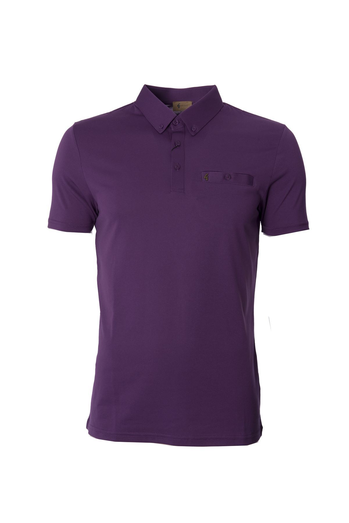 Gabicci mens polo shirt button down collar short sleeve for Polo shirts without buttons
