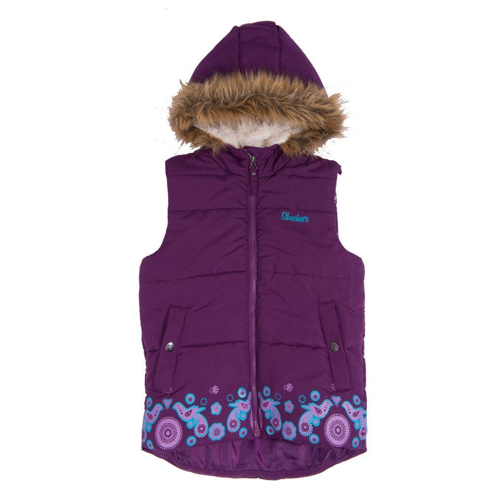 Stylish girls gilets for transitional weather. Shop the range featuring padded & faux fur gilets. Next day delivery & free returns available.