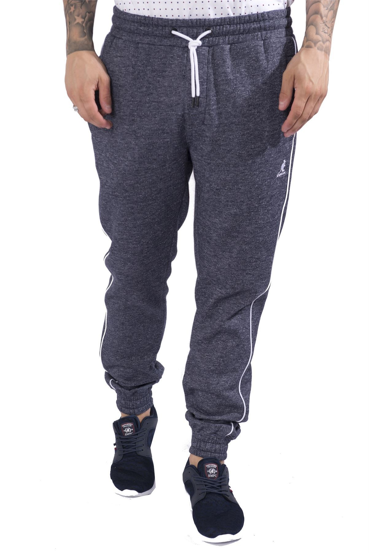 Our elastic cuff sweatpants are a customer favorite due to their extra roomy and relaxed fit. Customers say these sweatpants don't shrink in the wash and have good quality stitching and construction. Men's Clothing Size Chart International size chart.