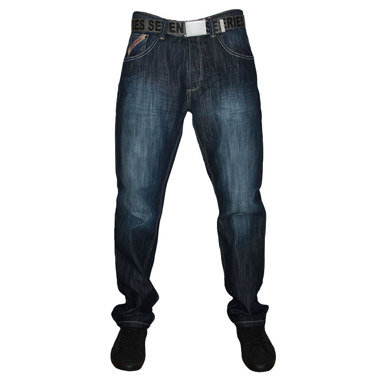 ASOS standard sized women''s jeans, pants and leggings which do not have a leg length are designed to fit an inside leg length of 32 inches / 81cm however, actual length will vary depending on the style.