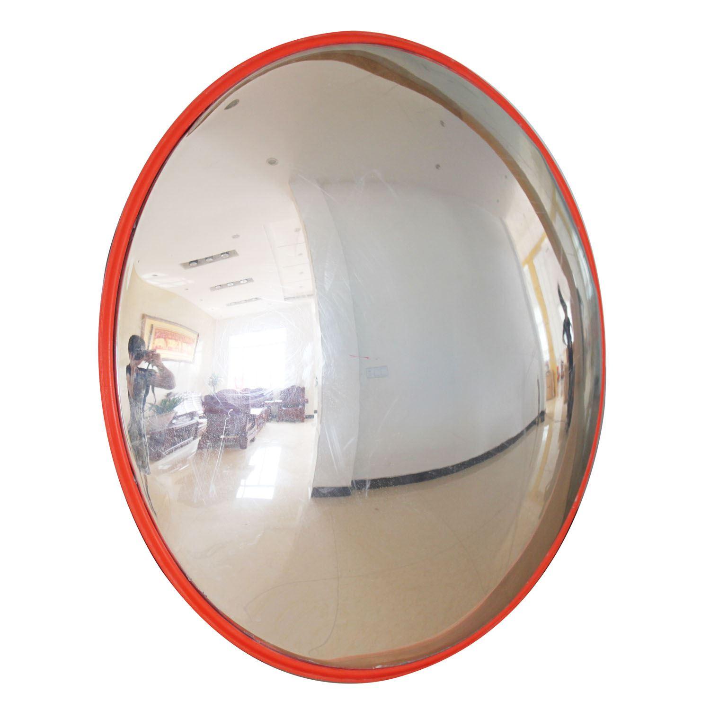 convexe miroir de s curit grand angle courb e pour all e. Black Bedroom Furniture Sets. Home Design Ideas