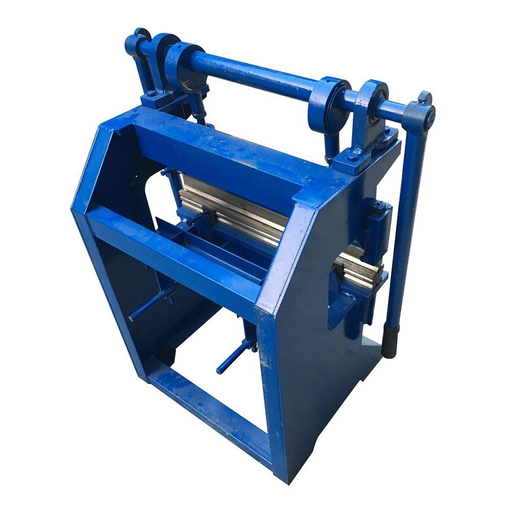 Sheet Bending Machine : Manual sheet metal bending folding machine bender