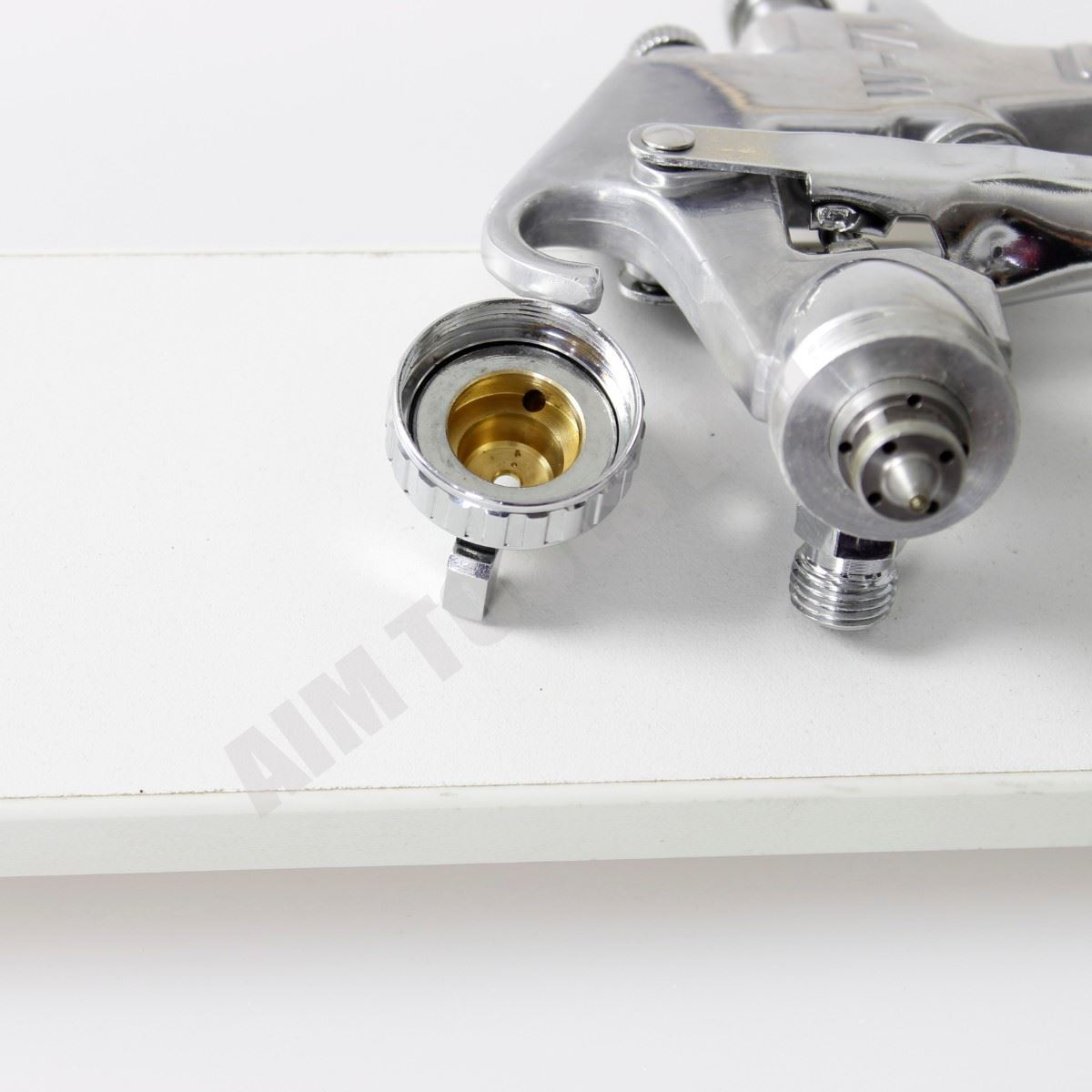 low pressure car truck furniture air paint spray gun hvlp type ebay. Black Bedroom Furniture Sets. Home Design Ideas