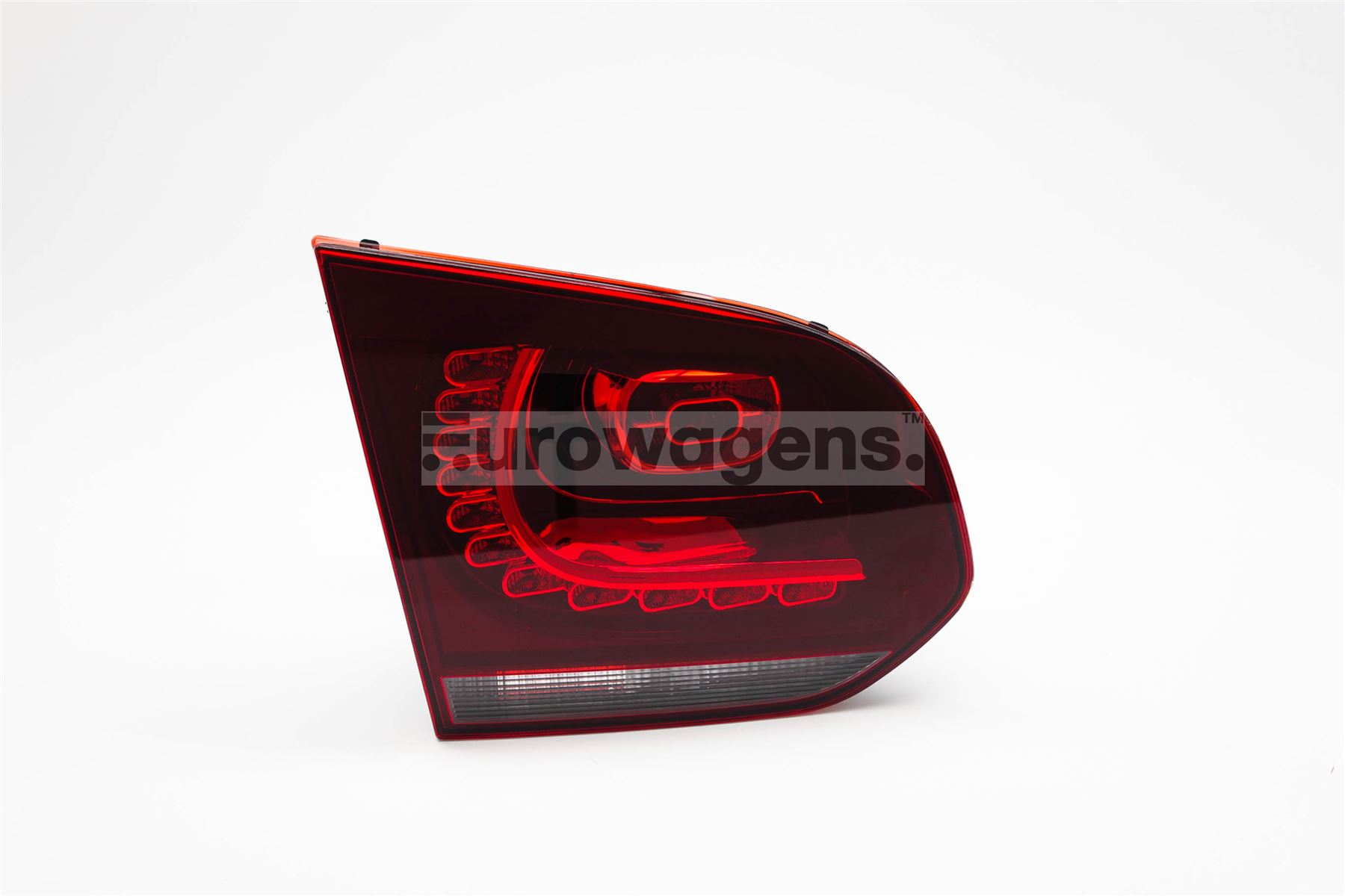 Vw Golf Mk6 Gti Gtd R20 Dark Red R Line Led Tail Rear