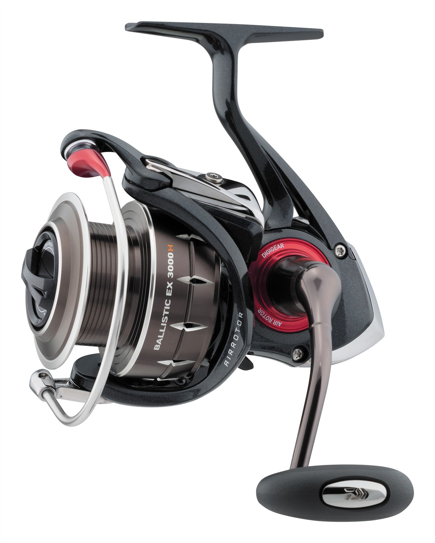 Daiwa ballistic ex spinning fishing reels ebay for Daiwa fishing reels
