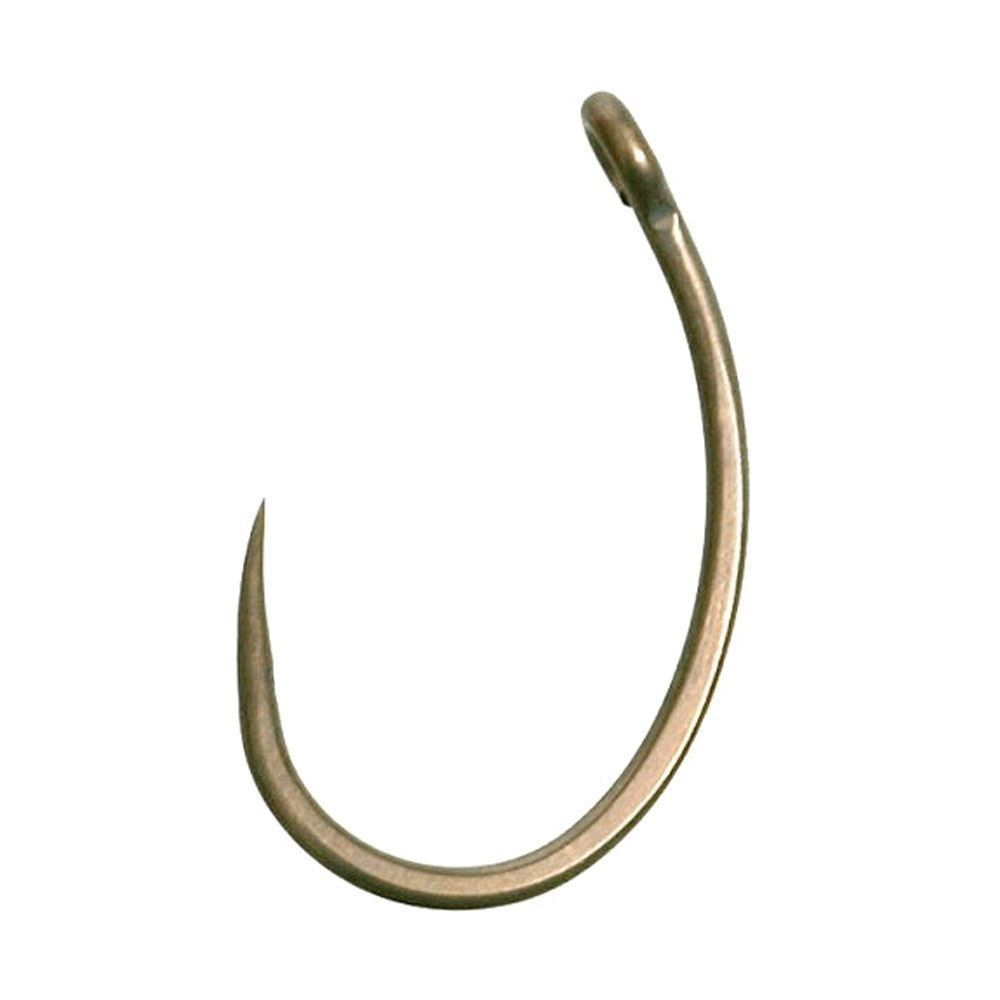 Korda krank hook 10 per pack barbless all sizes carp for Fish and hooks