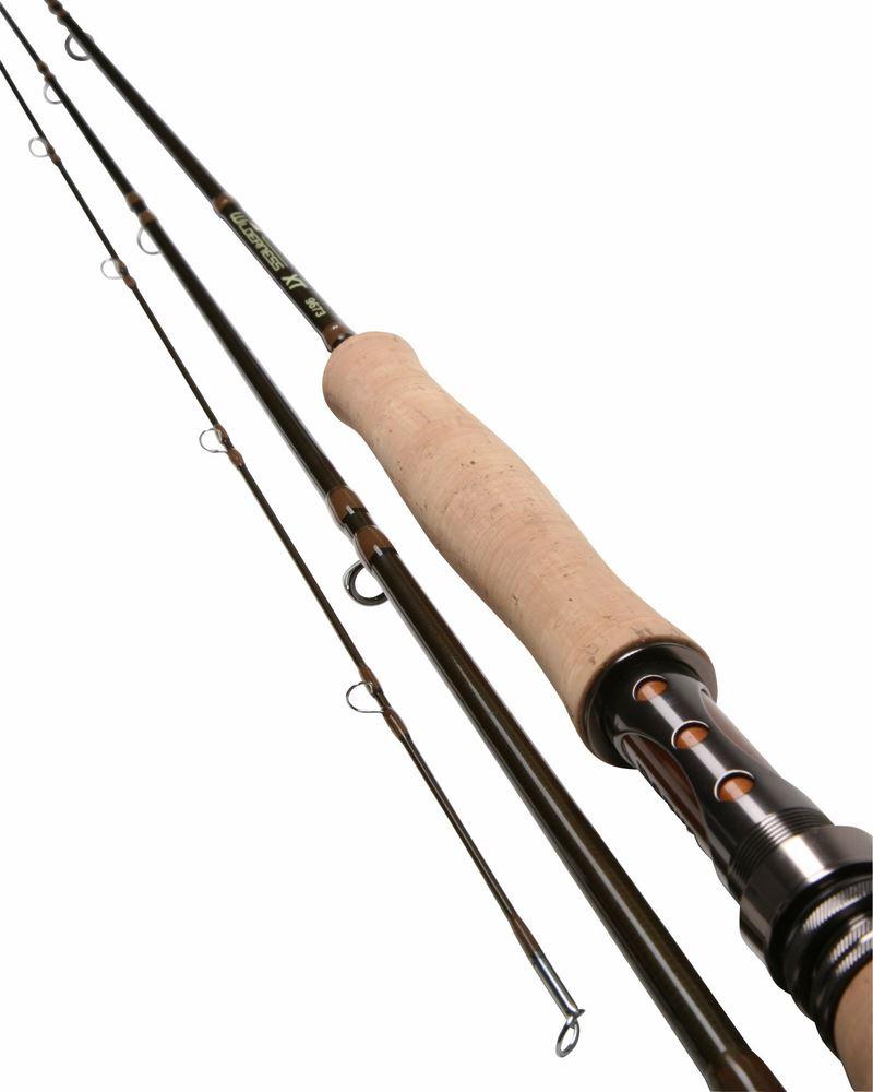 Daiwa wilderness xt trout fly fishing rods ebay for Daiwa fishing rods