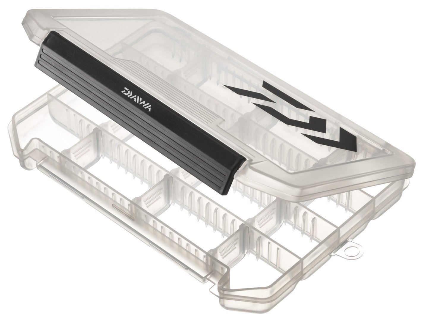 Daiwa multi case fishing tackle boxes all sizes for Fishing tackle box