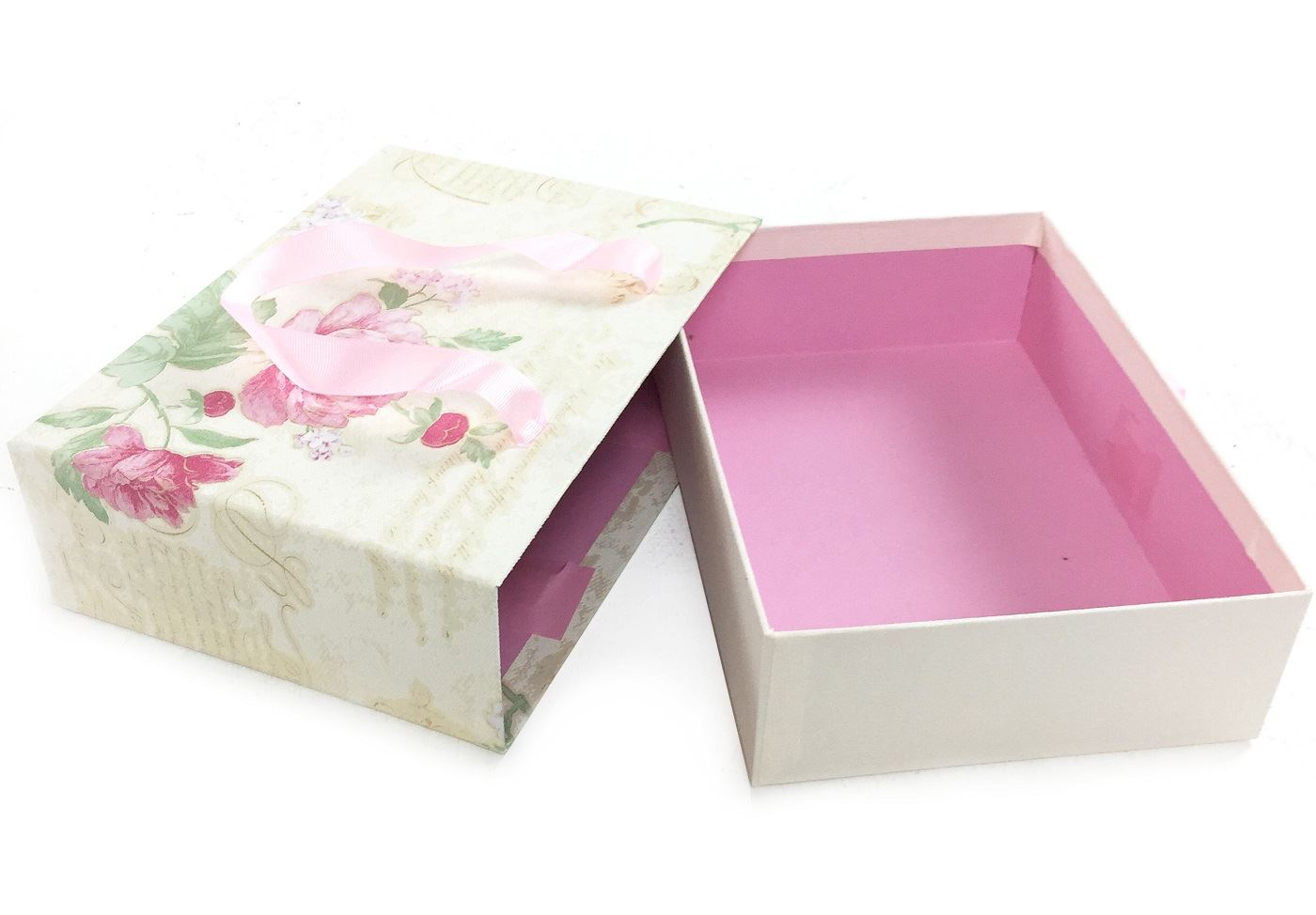 Decorative Cardboard Boxes For Gifts : Decorative yellow hard cardboard storage xmas birthday