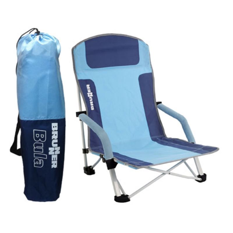 Brunner Bula Low Camping Beach Folding Chair