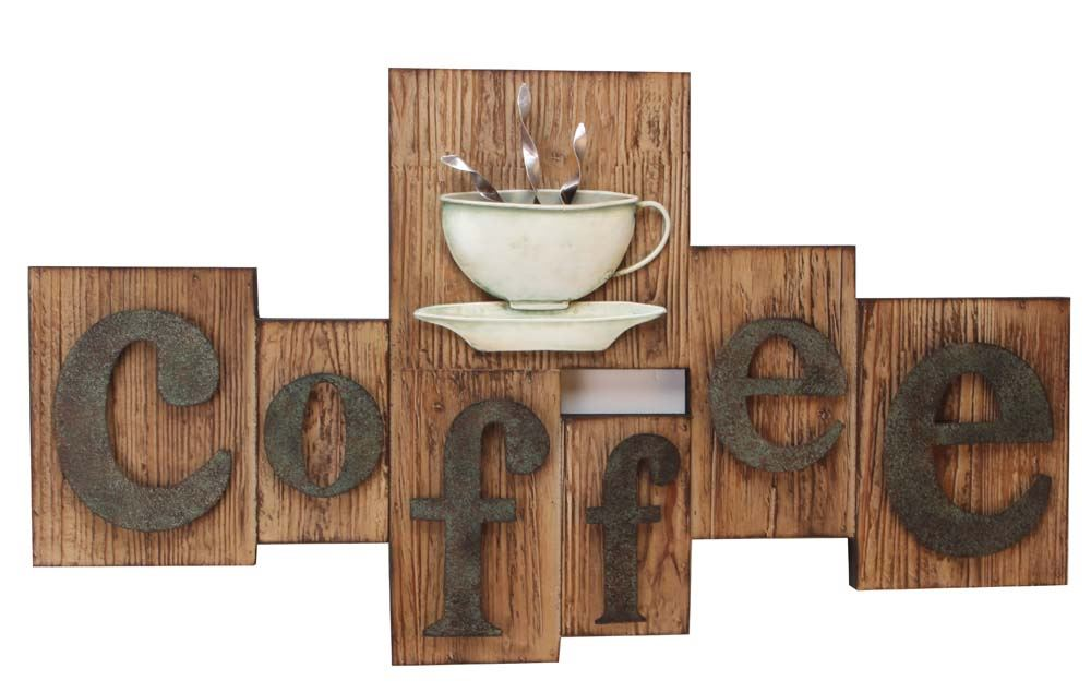 Lovely Coffee Wall Decor About My Blog