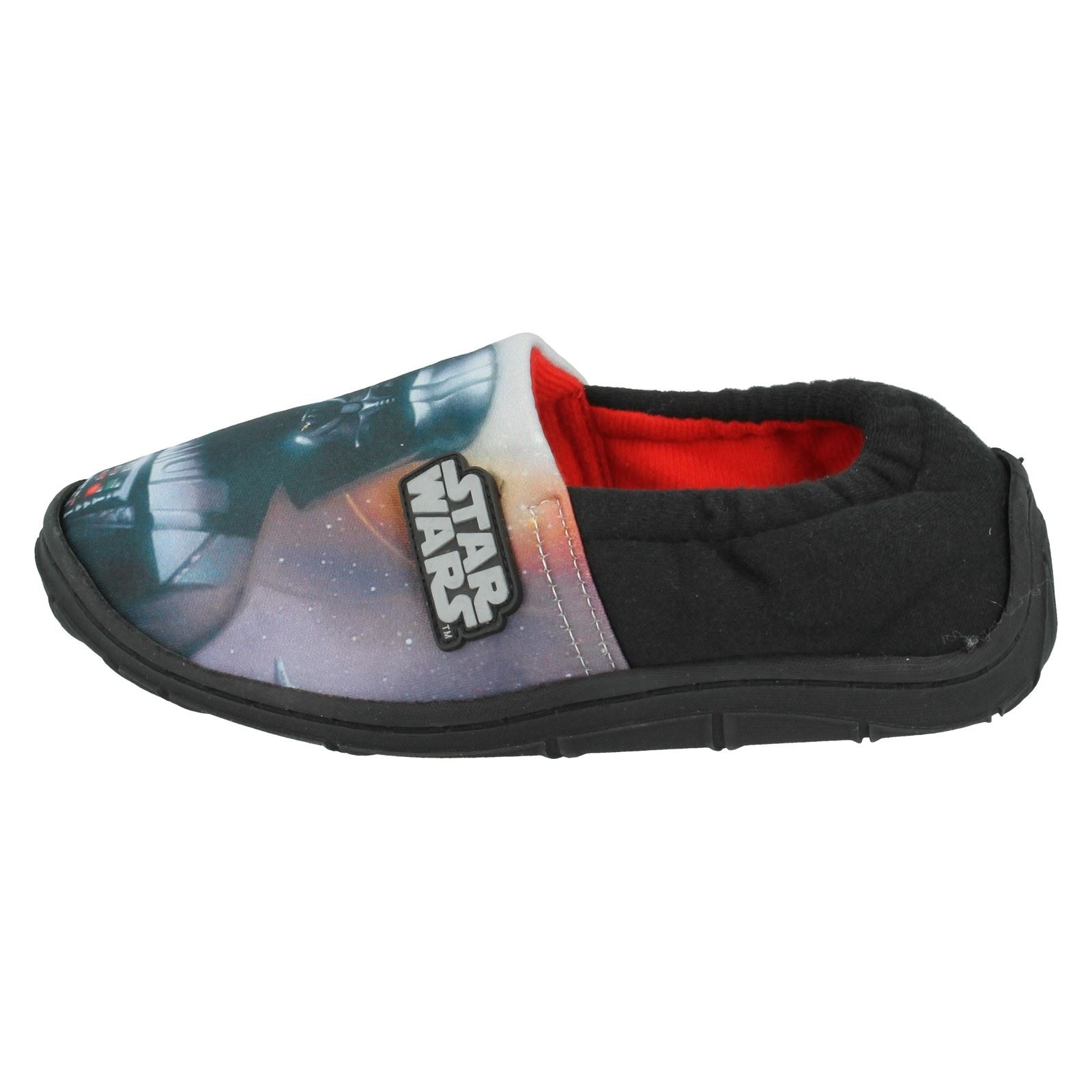 Darth Vader Juniors Slipper el estilo-Disney