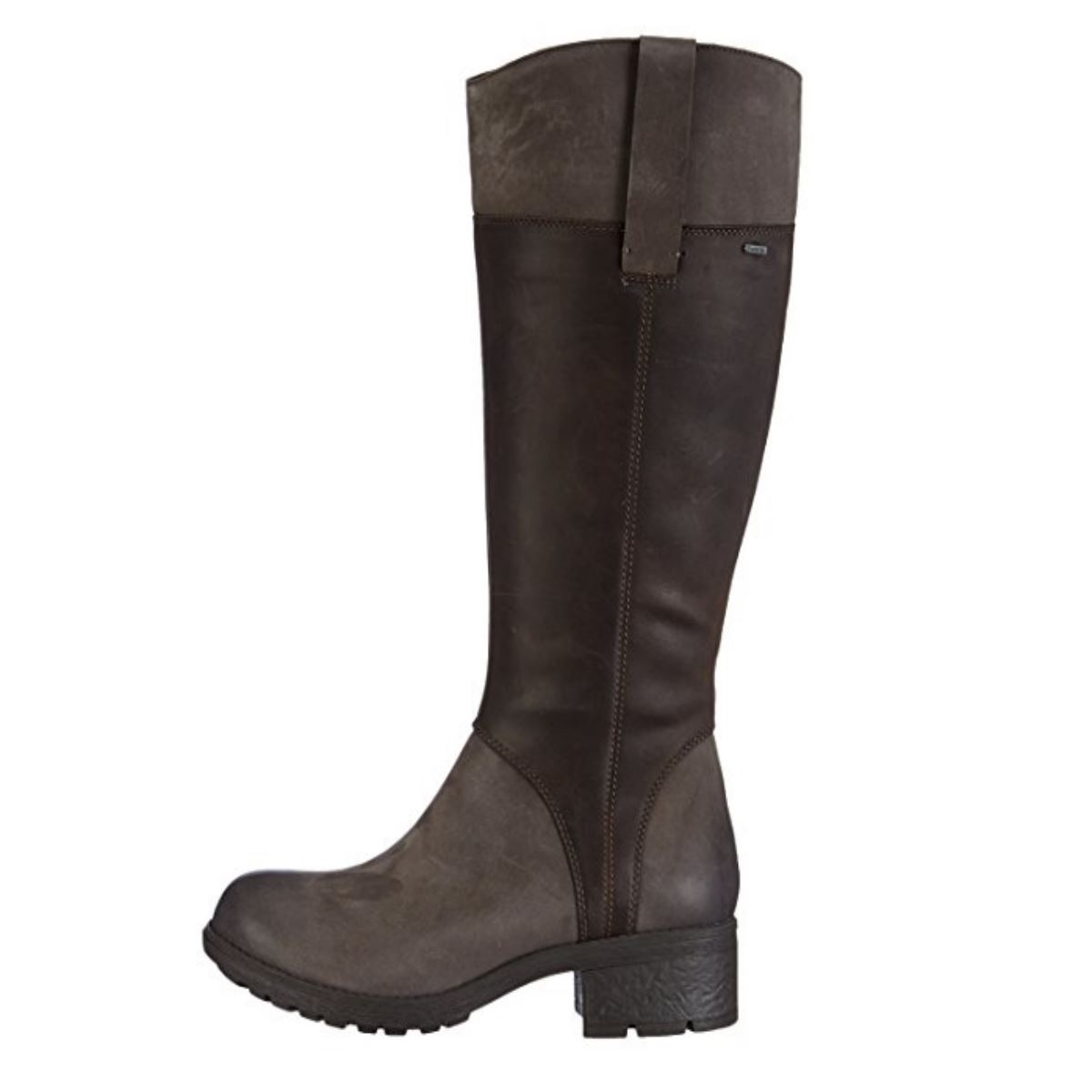 Ladies Clarks Gore-Tex Knee High Leather Boots Style - Mansi Cate ...