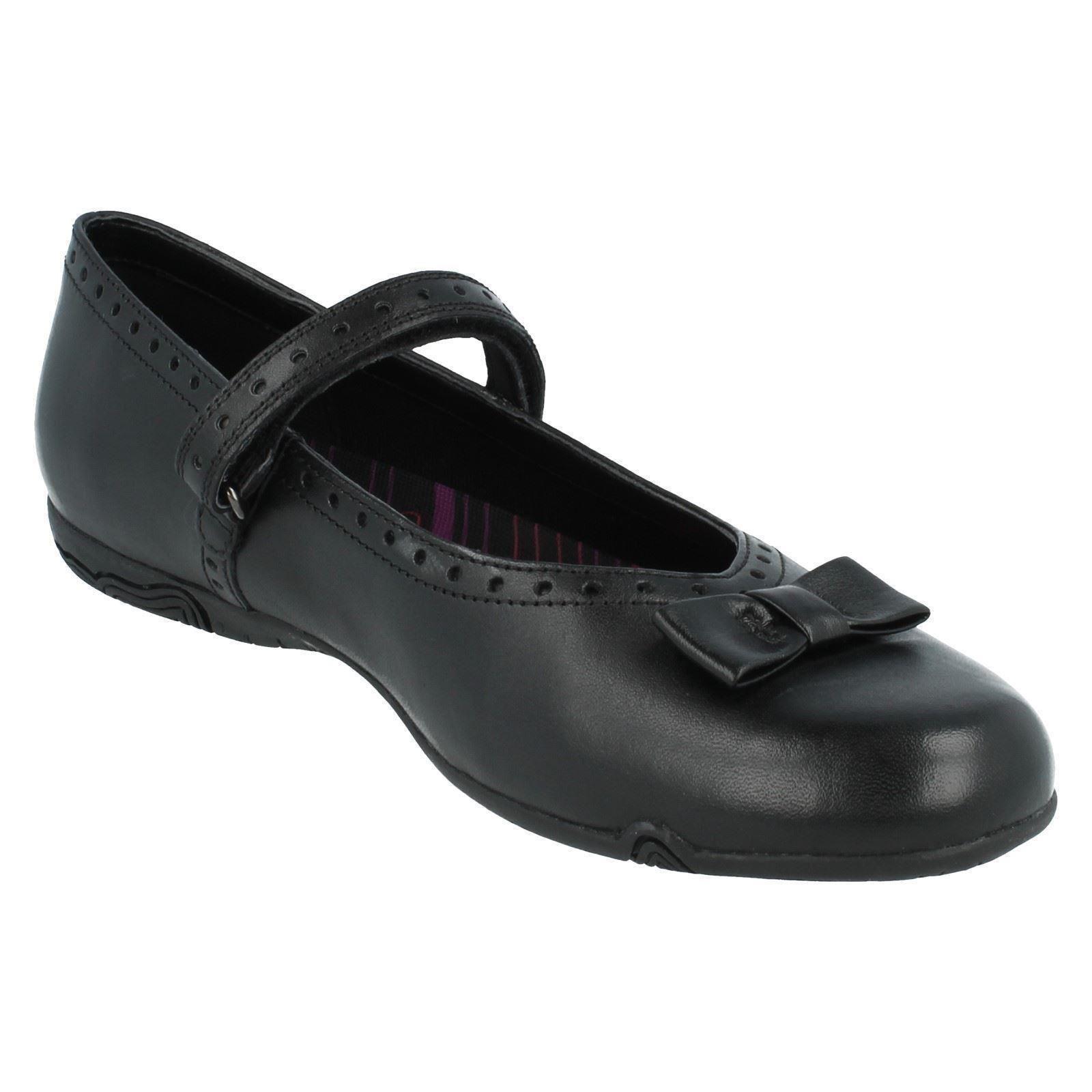 Clarks Air Norfolk Bl Black Shoes