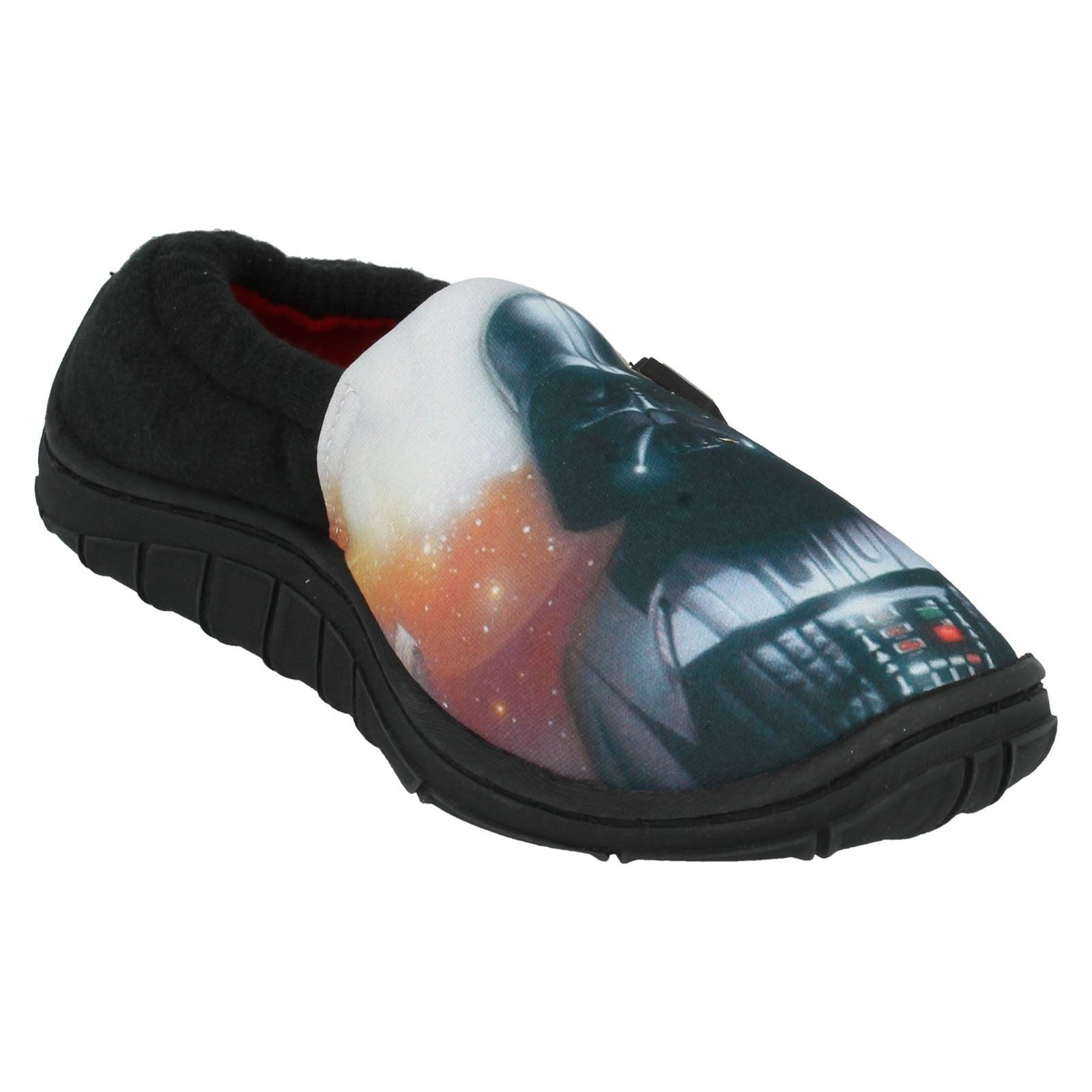 Darth Vader Juniors Slipper Etiqueta-Disney