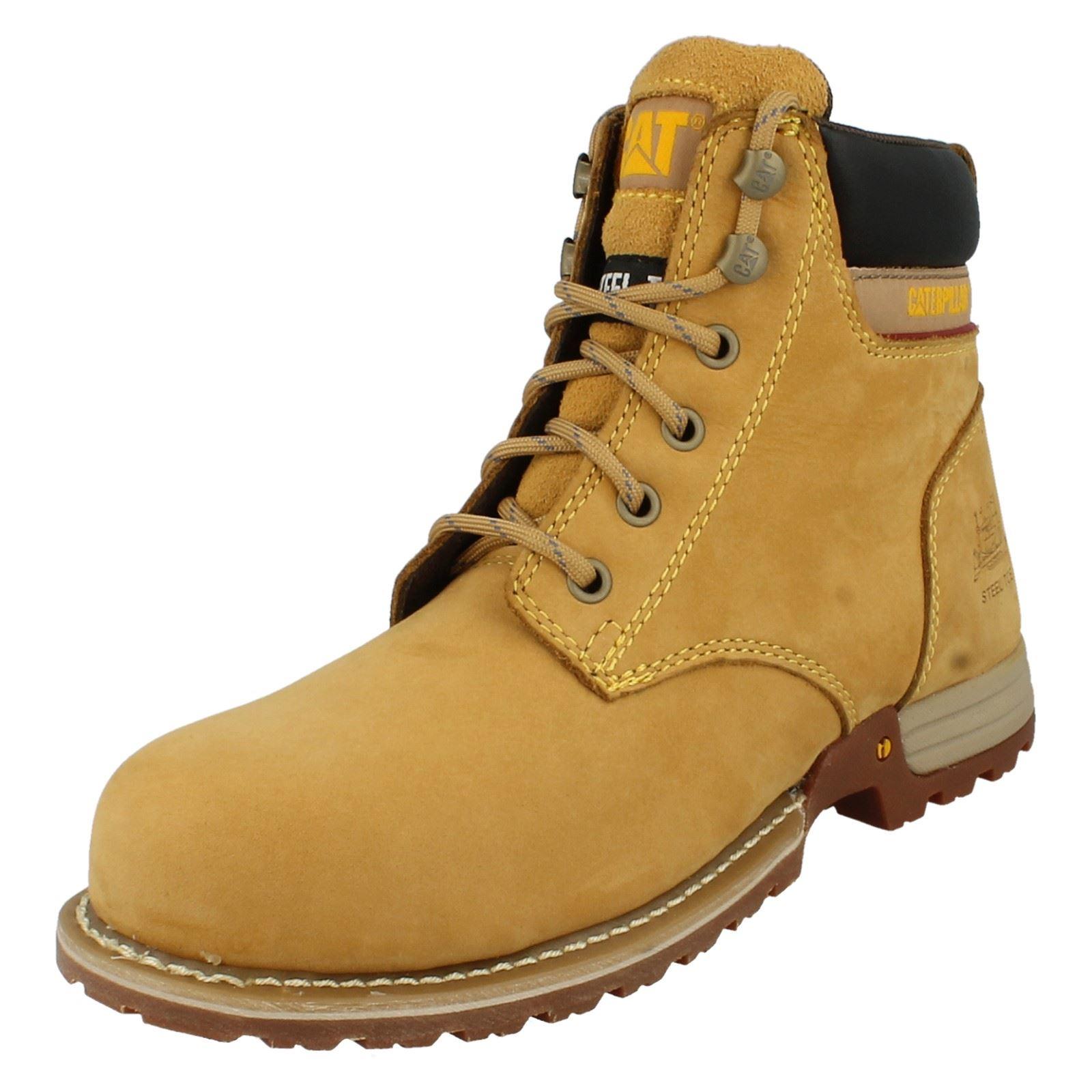 New NewCaterpillarColoradoBlackMensAnkleBootsShoesOnlineFootwear