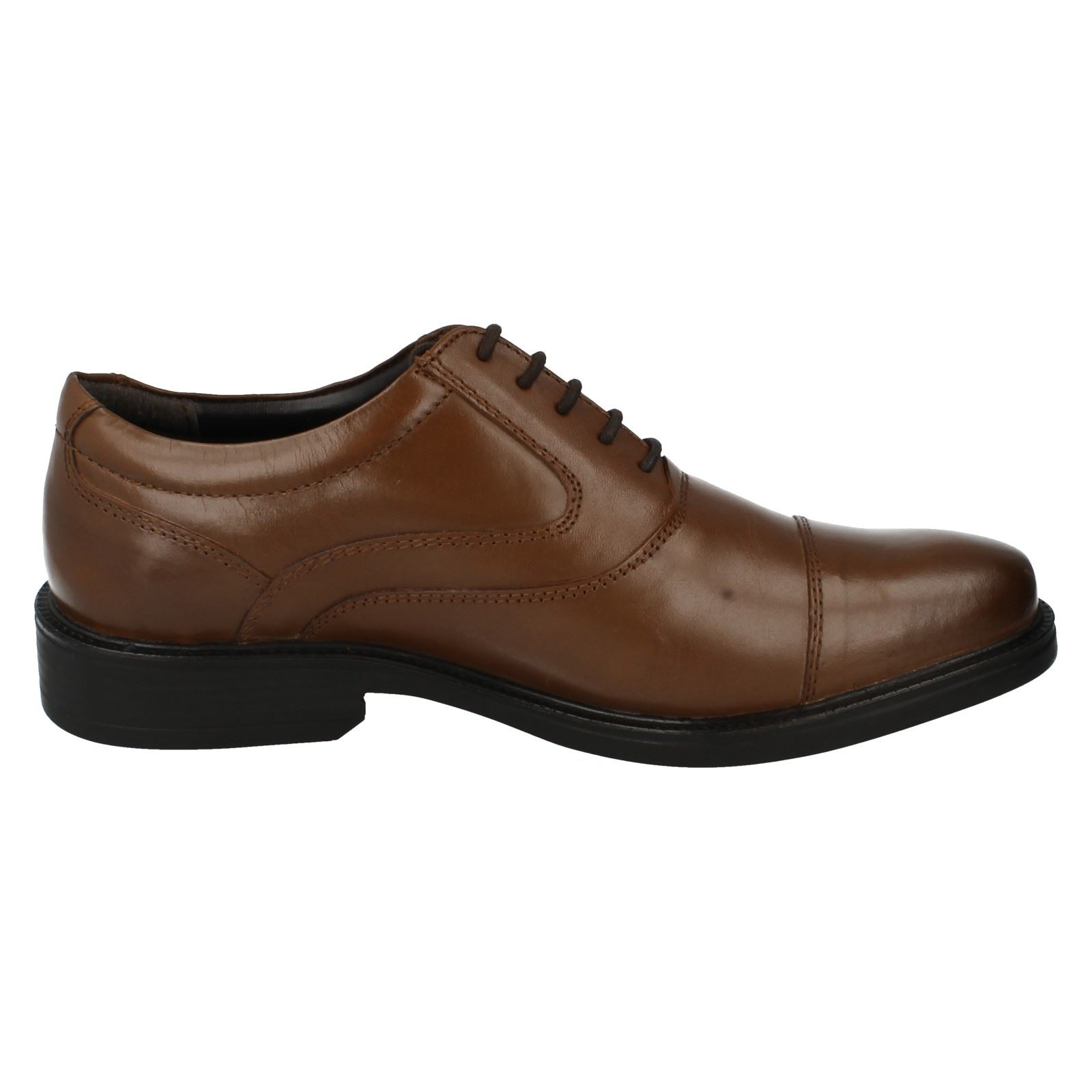 mens hush puppies formal shoes rockford oxford ct ebay