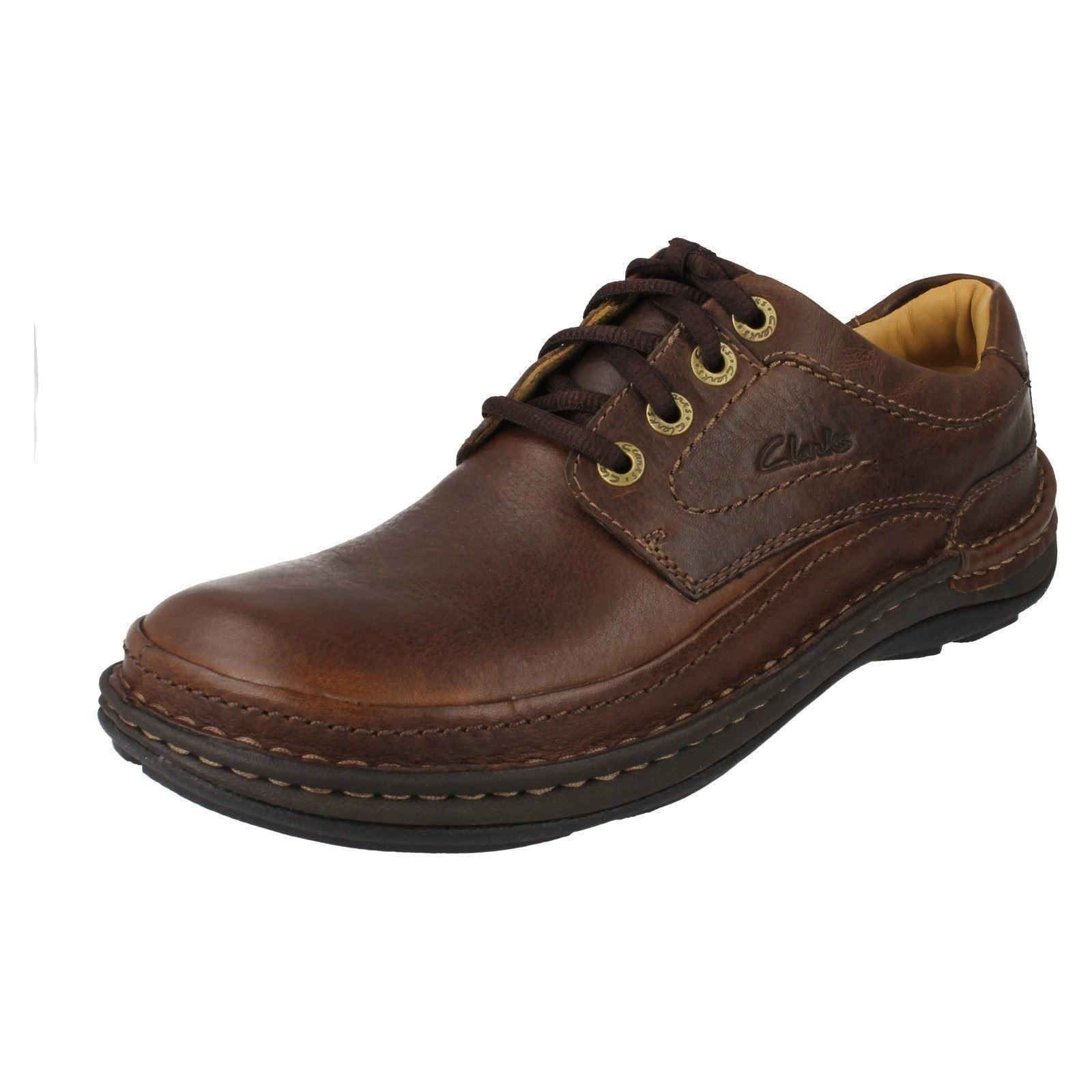 herren clarks schuhe nature three ebay