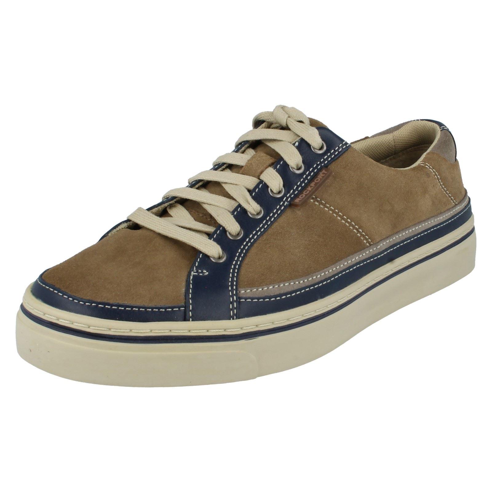 mens rockport casual shoes trevion apm2740w ebay