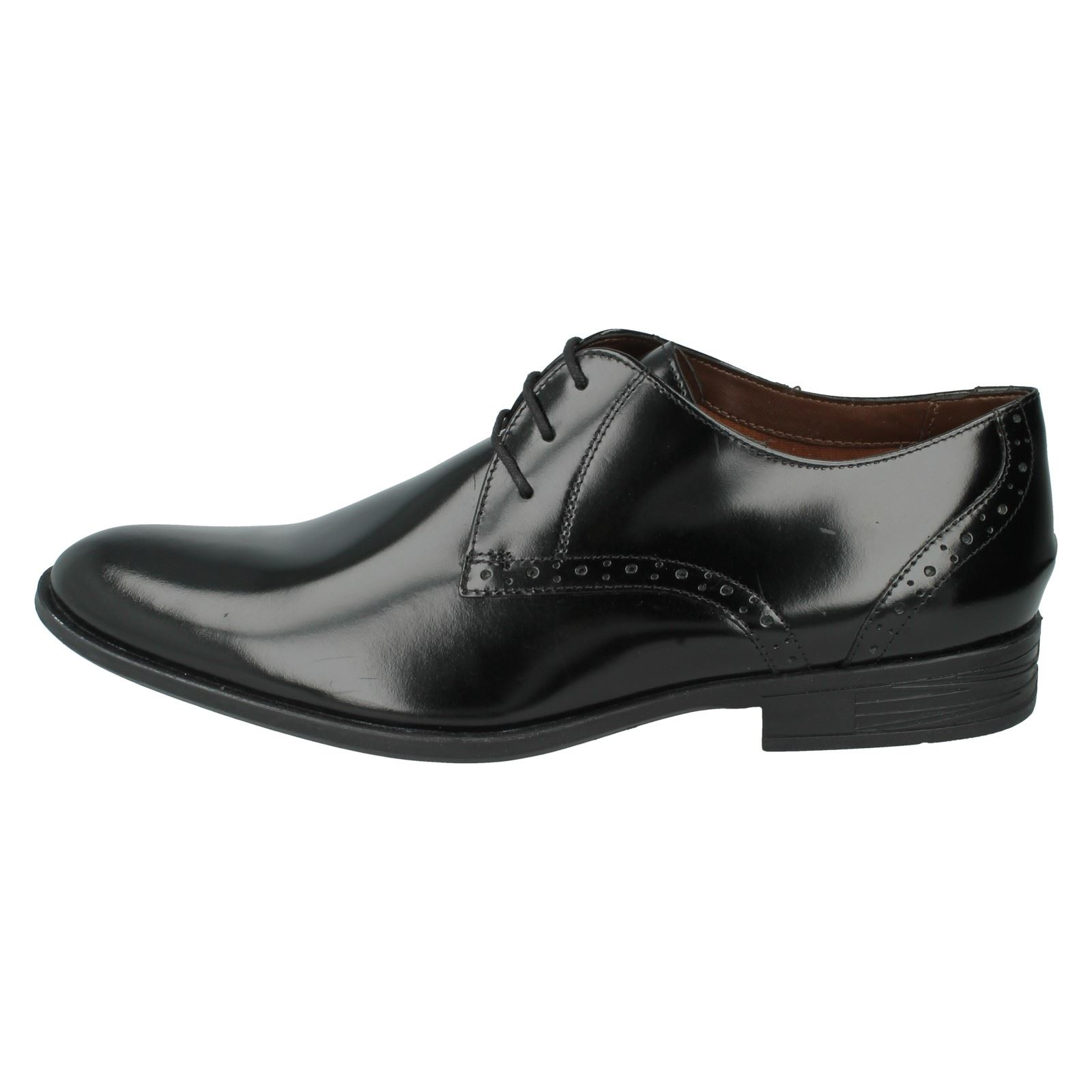 s hush puppies lace up formal shoes the style