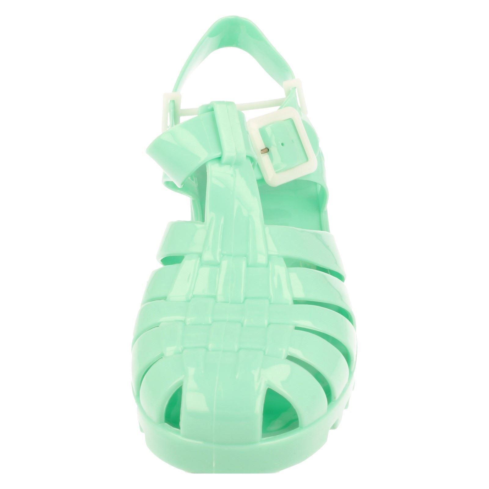 Sandalias de goma señoras F9683-W