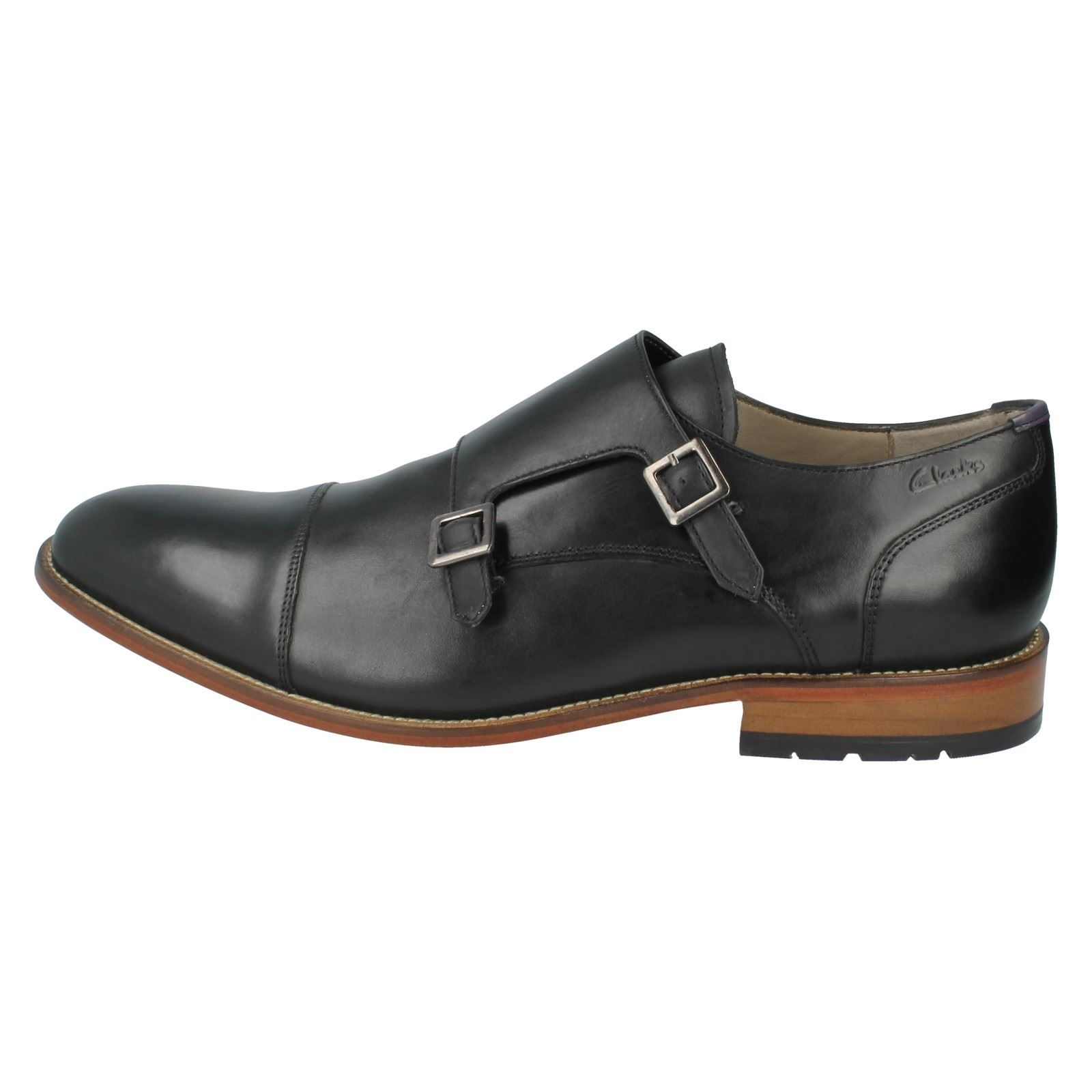 Men S Clarks Smart Shoes Penton Monk