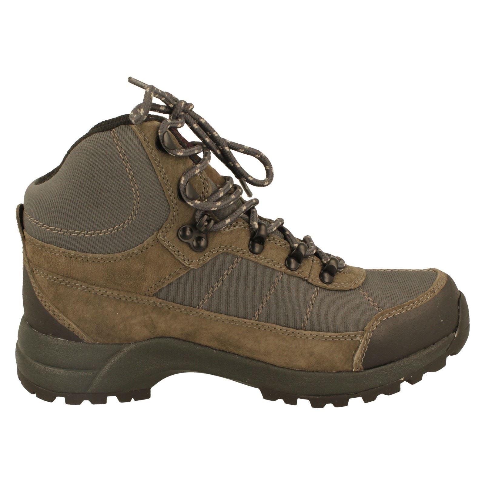 Awesome BRASHER WOMENS WALKING BOOTS GORETEX WATERPROOF HIKING LADIES KENAI